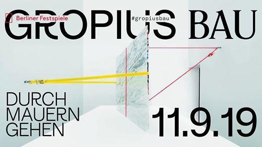 À Berlin jusqu'au 19 janvier 2020