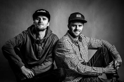 Le duo ZWEIERPASCH, le Hip-hop Franco-Allemand