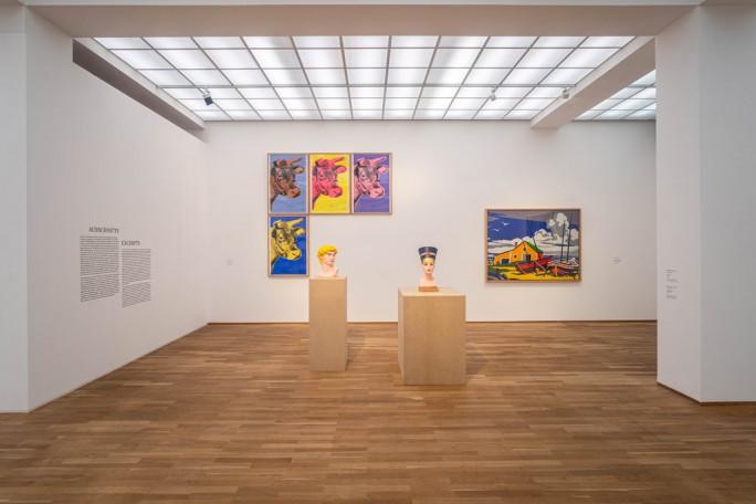 Musée d'Art contemporain de Berlin - Museum für Gegenwart