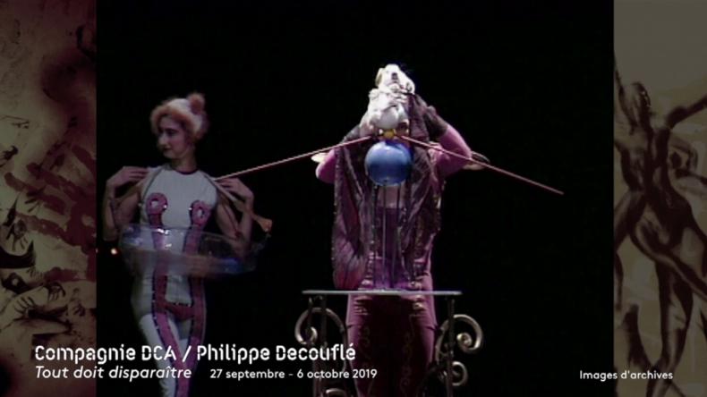 Au théâtre Chaillot à Paris